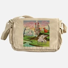 Fairy Tale Messenger Bag