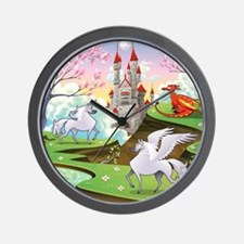 Fairy Tale Wall Clock