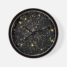 Stars in globular cluster NGC 6397 Wall Clock