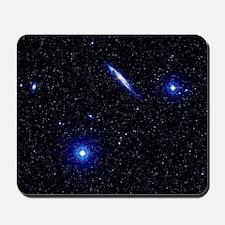 Seyfert galaxy Mousepad