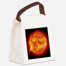 Solar prominence Canvas Lunch Bag