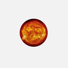 Solar prominence Mini Button