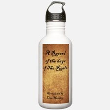 Realm history journal  Water Bottle