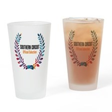 Official Selection Drinking Glass