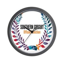Official Selection Wall Clock