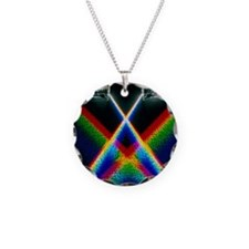 Light through prisms Necklace