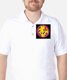 Neisseria gonorrhoeae bacteria T-Shirt