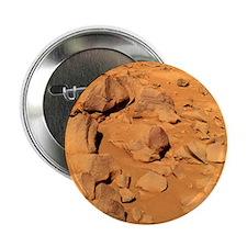 "Toltecs, volcanic rocks, Mars 2.25"" Button"