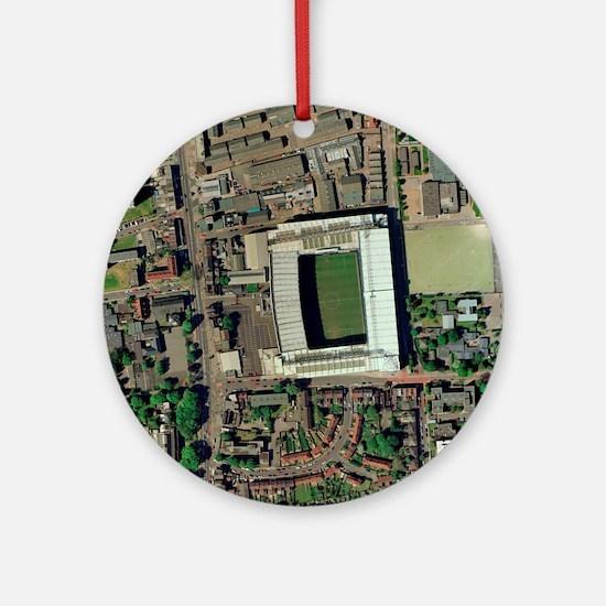 Tottenham Hotspur's White Hart Lane Round Ornament