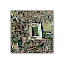 """Tottenham Hotspur's White H Square Sticker 3"""" x 3"""""""