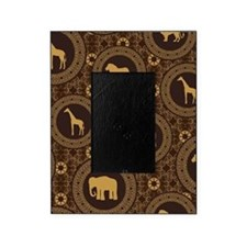 African Animal Pattern Picture Frame