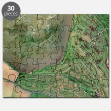 St Andrews golf course, UK Puzzle