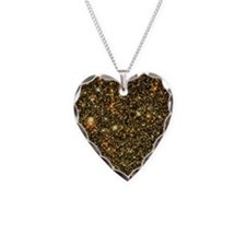 Stars towards the galaxy cent Necklace
