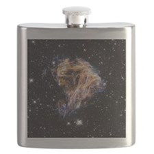 Supernova remnant LMC N 49 Flask