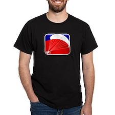 Paramotor - USA Paramotor Log T-Shirt