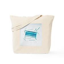 Surgical mask Tote Bag