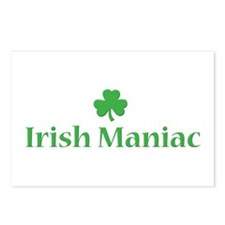Irish Maniac Postcards (Package of 8)