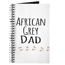 African Grey Dad Journal