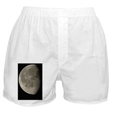 Waning gibbous Moon Boxer Shorts