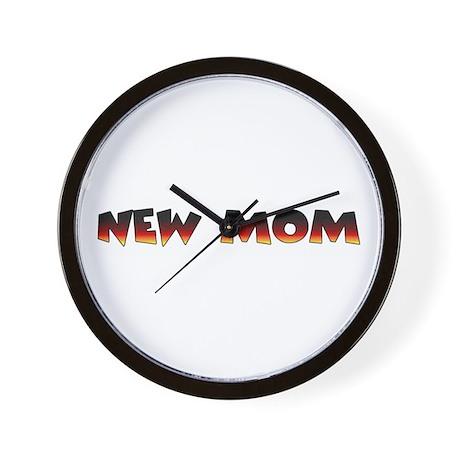 NEW MOM design Wall Clock