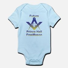 Future Prince Hall Mason Infant Bodysuit