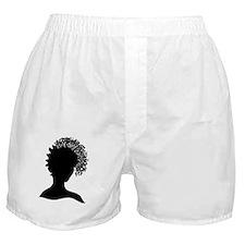 Pretty Girl Loc'd Boxer Shorts