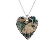 x Necklace Heart Charm