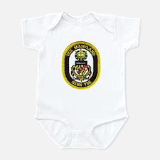 USS MARYLAND Infant Bodysuit