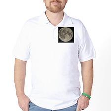 Waning gibbous Moon T-Shirt