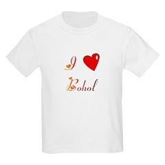 I Love Bohol Gifts T-Shirt