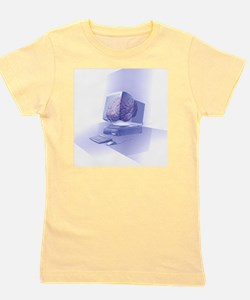 Artificial intelligence Girl's Tee