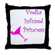 VIP #2 Throw Pillow