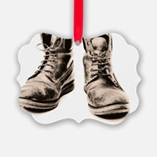 Worker's boots Ornament