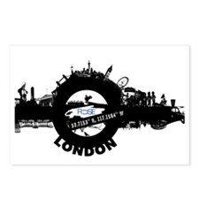 London Calling Postcards (Package of 8)