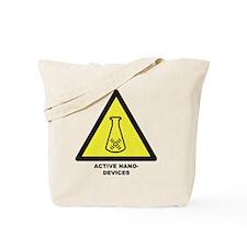 Active Nano-Devices Tote Bag