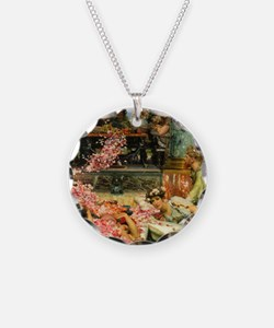 Alma-Tadema The Roses of Hel Necklace