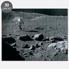 Apollo 17 astronaut Puzzle