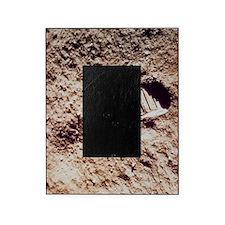 Apollo 11 footprint on Lunar soil Picture Frame