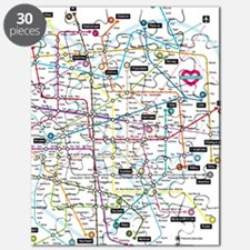 Love map Puzzle