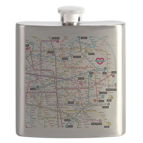 Love map Flask