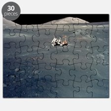 Apollo 17 astronauts Puzzle
