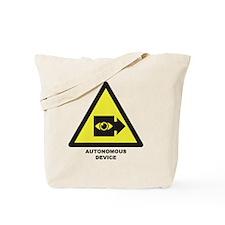 Autonomous Device Tote Bag
