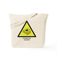 Cognitive Hazard Tote Bag