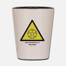 Nanoparticle Hazard Shot Glass