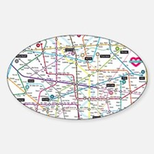 Love map Decal
