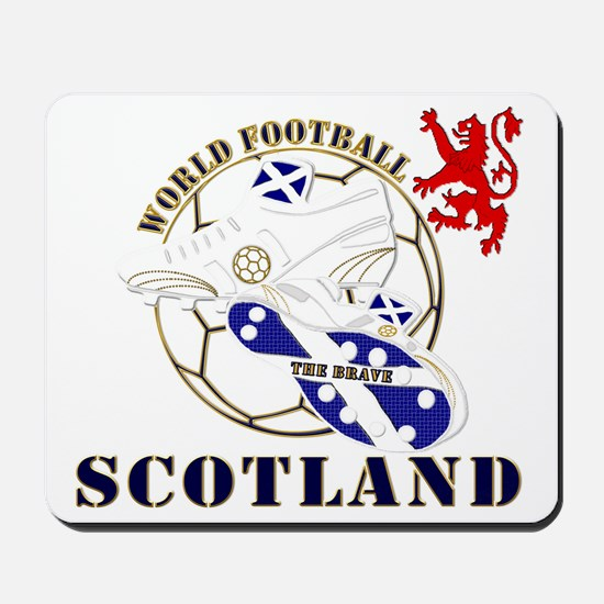 Scotland World Football Design Mousepad