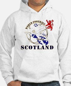 Scotland World Football Design Hoodie