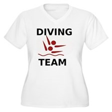 DIVING TEAM RED C T-Shirt