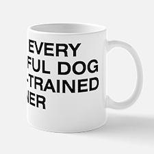 Successful Dog Leash Rack Mug