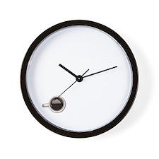 Instant Designer, Add Coffee Wall Clock